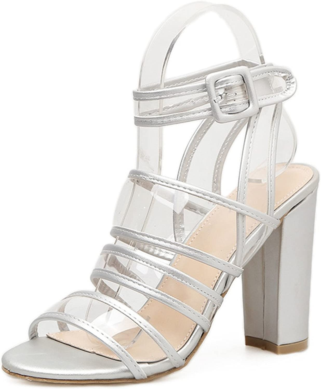 Women Transparent Pu Leather Woman Sandals Sexy High Heels Wedding shoes Woman Elegant Lady Pumps XWT1110