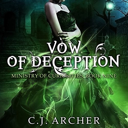 Vow of Deception cover art