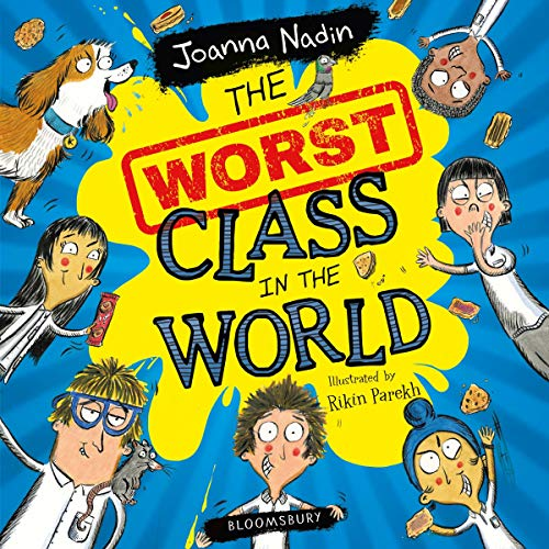 The Worst Class in the World cover art