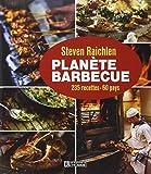 Planète barbecue - 235 recettes, 60 pays