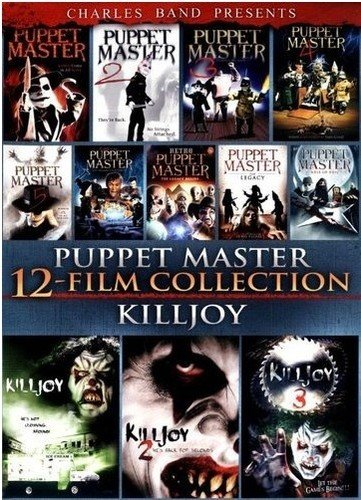 Killjoy & Puppet Master: Complete Collections