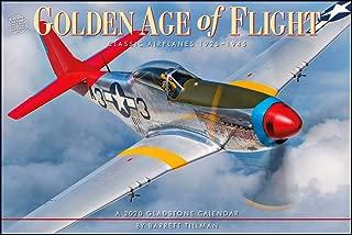Golden Age of Flight Deluxe 2020 Calendar