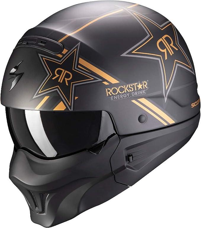 Scorpion Exo Combat Evo 85 288 37 04 Gold M 57 58