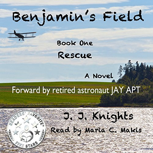 Benjamin's Field: Rescue audiobook cover art