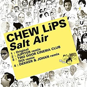 Kitsuné: Salt Air - EP