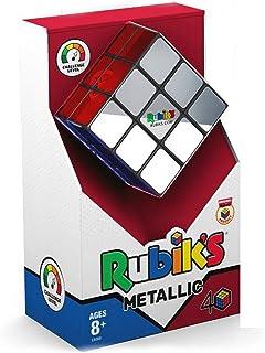 Rubik's Cube 3x3 métallique