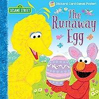 The Runaway Egg (Sesame Street) (Pictureback(R))