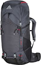 Gregory Mountain Products Stout 75 Liter Men's Backpack, Coal Grey, One Size