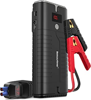 Imazing Portable Car Jump Starter - 2000A Peak 18000mAH (Up to 10L Gas or 8L Diesel Engine) 12V Auto Battery Booster Porta...