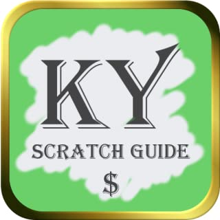 Scratch-Off Guide for Kentucky State Lottery