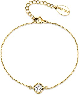 Mestige PMBR1008 Gold Jolie Bracelet for Women