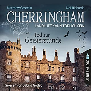 Tod zur Geisterstunde (Cherringham - Landluft kann tödlich sein 27) cover art