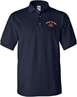 Custom Polo Shirt Hong Kong Embroidery Design Cotton Golf Shirt for Men