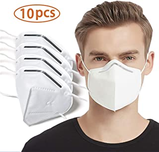 4 Layer Mouth Cover, Protective Face Covers 10 PCS