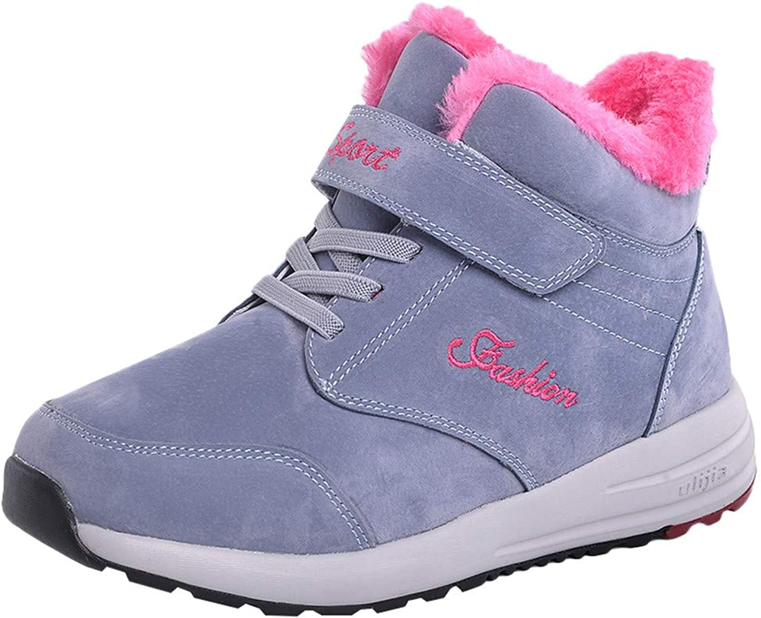 Tootu Winter Snow Women Breathable Hot Plush Running shoes Outdoor Sneake
