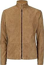 Stylish Legacy James Morocco Daniel Craig Brown Suede Leather Jacket