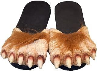 BIlly Bob Products Hairy Werewolf Costume Feet