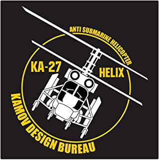 KA-27 Helix Helicopter Die Cut Decal