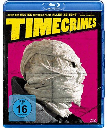 Timecrimes - Mord ist nur eine Frage der Zeit [Alemania] [Blu-ray]