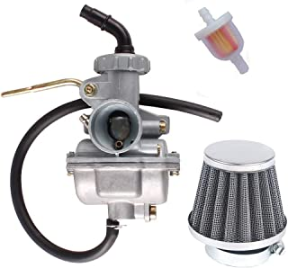 New PZ20 ATV Carburetor with Fuel Filter Air Filter 35mm for TaoTao NST SunL Kazuma Baja