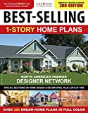 Best-Selling 1-Story Home Plans