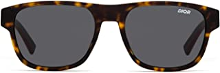 Luxury Fashion | Dior Mens DIORFLAG2086IR Brown Sunglasses | Fall Winter 19
