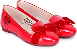 Minnie Girl's Ballet Flats