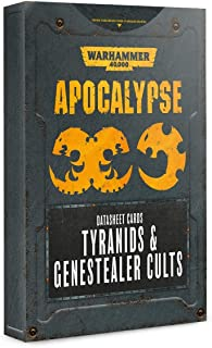 Warhammer 40K: Apocalypse Datasheets - Tyranids