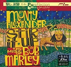 Stir It Up - The Music Of Bob Marley [Ultra High Definition 32-Bit Master] by Monty Alexander (2014-06-17)