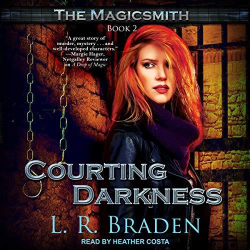 Courting Darkness Titelbild