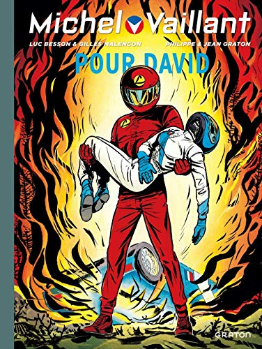 Michel Vaillant - tome 67 - Michel Vaillant 67 (rééd. Dupuis) Pour David