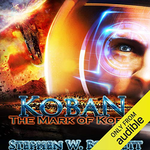 Koban: The Mark of Koban, Volume 2                   By:                                                                                                                                 Stephen W. Bennett                               Narrated by:                                                                                                                                 Eric Michael Summerer                      Length: 22 hrs and 11 mins     1,528 ratings     Overall 4.6