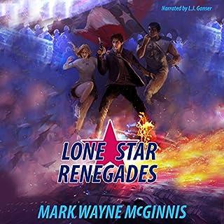 Lone Star Renegades audiobook cover art