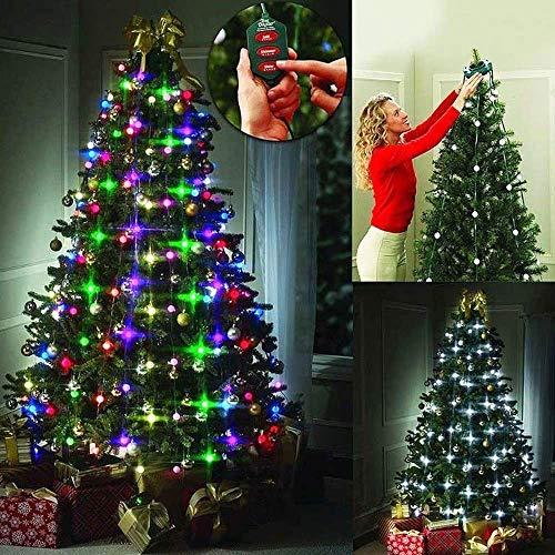 Alysays Star Shower Tree Dazzler LED Light Show,Bulbs Tree Dazzler...