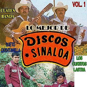 Lo Mejor De Discos Sinaloa, Vol. 1