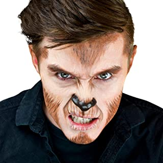 Woochie Water Activated Makeup Kit - Professional Quality Halloween and Costume Makeup - Werewolf