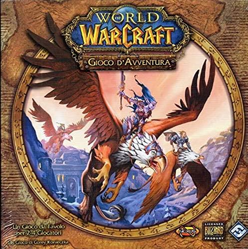 Giochi Uniti World of Warcraft–Brettspiel (Version auf Italienisch) [Import Italien]