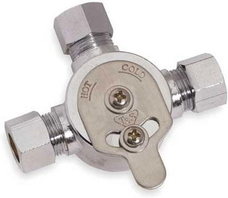 Sloan 3326009 Mix 60 A Mechanical Mixing Valve For Lavatory Faucet Toilet Flush Valves Amazon Canada