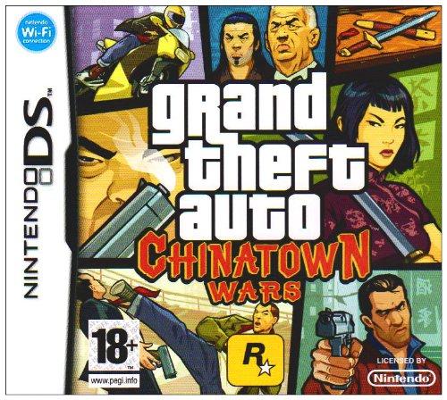 GTA: Chinatown Wars (dt.PEGI)