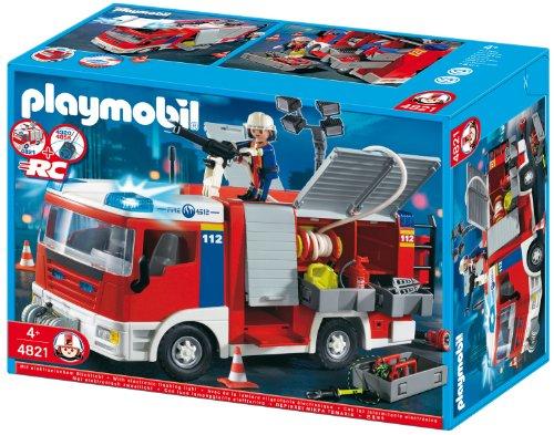 Playmobil 4821 - Feuerwehr-Rüstfahrzeug