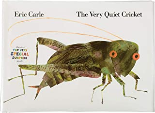 Eric Carle Collection - The Very Quiet Cricket Book