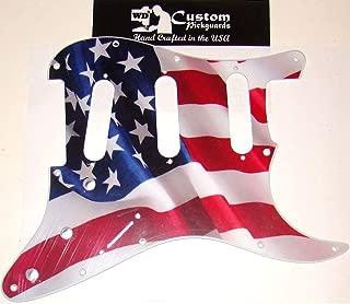 american flag stratocaster pickguard