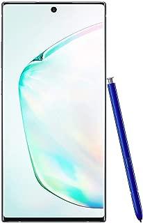 Samsung Galaxy Note 10+ Plus (5G) Single-SIM SM-N976B 256GB (GSM Only, No CDMA) Factory Unlocked 5G Smartphone - International Version (Aura Glow)