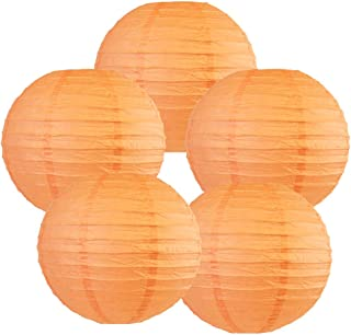 Best peach paper lanterns Reviews