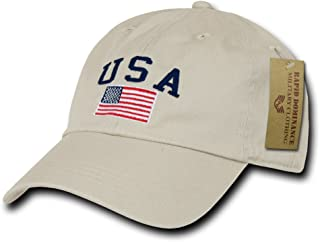 4th of july ball caps