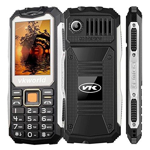 VKWORLD STONE V3S TELEFONO CELLULARE RESISTENTE / ROBUSTO IP65 ANTIURTO ANTIPOLVERE WATERPROOF DUAL SIM