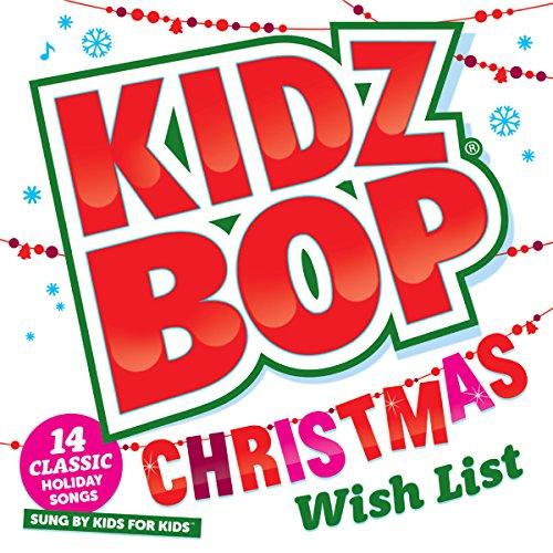 KIDZ BOP Christmas Wish List