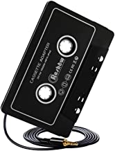 Reshow Cassette to Aux Adapter with Stereo Audio, Premium Car Audio Cassette Adapter with..
