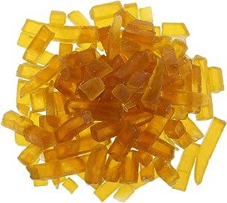Sharplace ソープベース 石けん素地 溶融植物 手作り 石鹸用 天然植物 250g イエロー