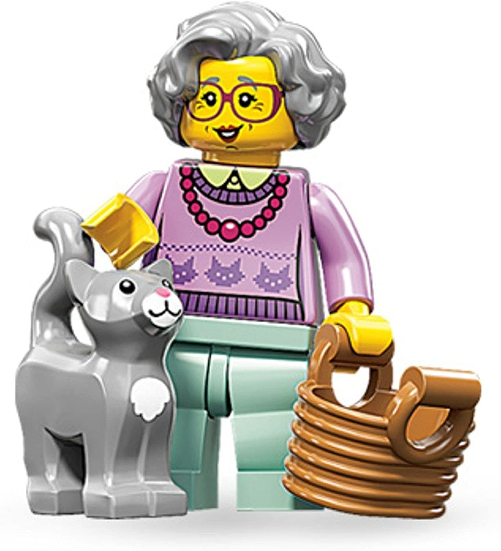 LEGO Minifigures Series 11, Grandma